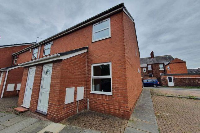 Thumbnail End terrace house to rent in Harvey Street, Carlisle