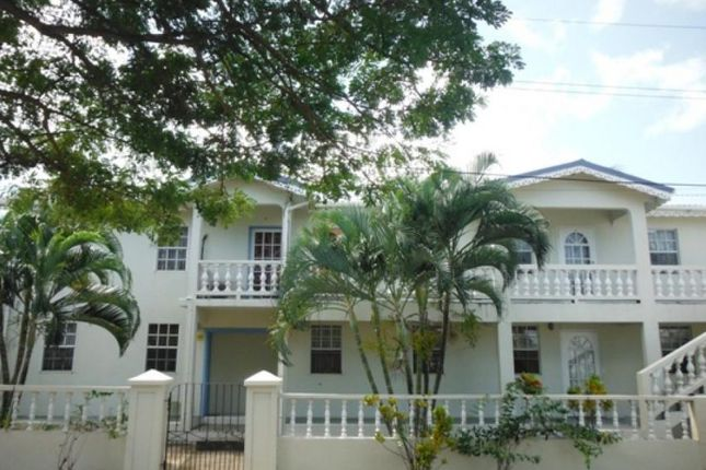 Thumbnail Block of flats for sale in Rodney Heights Apartment Building, Rodney Heights, St Lucia