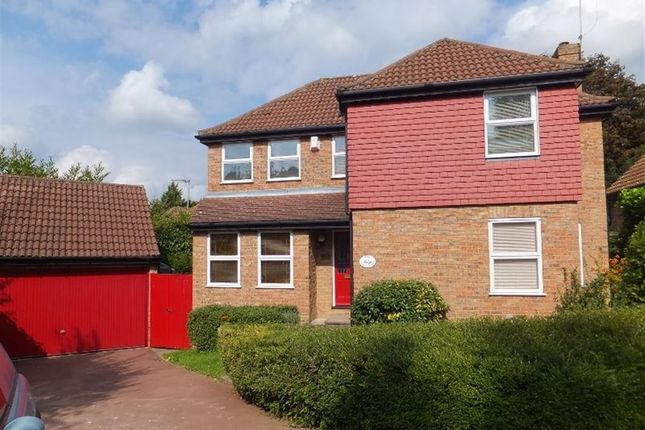 Thumbnail Detached house to rent in Birch Close, Sevenoaks