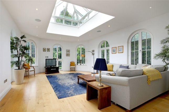 Thumbnail Detached house for sale in Hancocks Mount, Sunninghill, Ascot, Berkshire