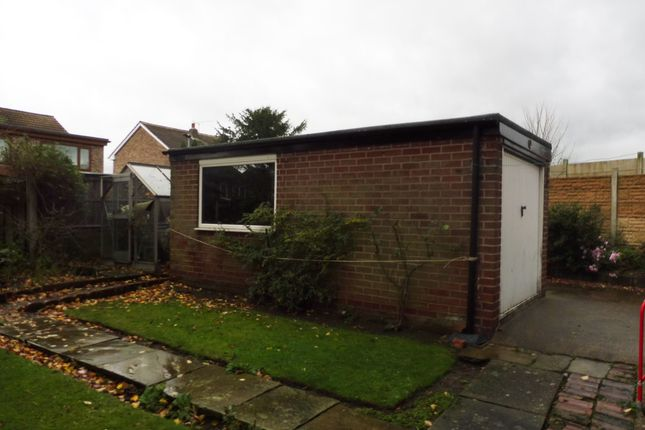 Rear Garden of Overdale Road, Wombwell S73