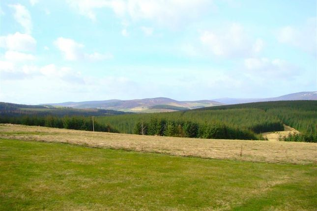 Thumbnail Land for sale in Glenlivet, Ballindalloch