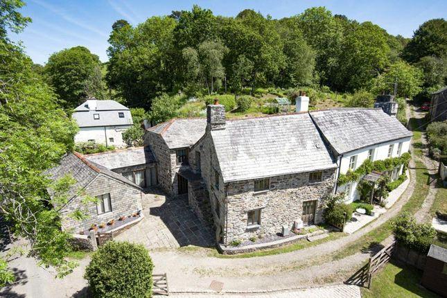 Thumbnail Semi-detached house for sale in Newbridge, Callington, Cornwall