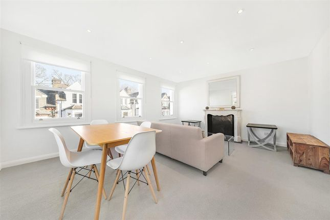 Sitting Room of Leathwaite Road, London SW11