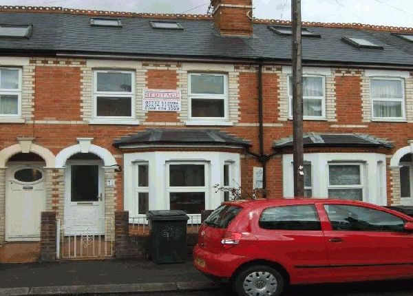 Thumbnail Terraced house to rent in Grange Avenue, Reading