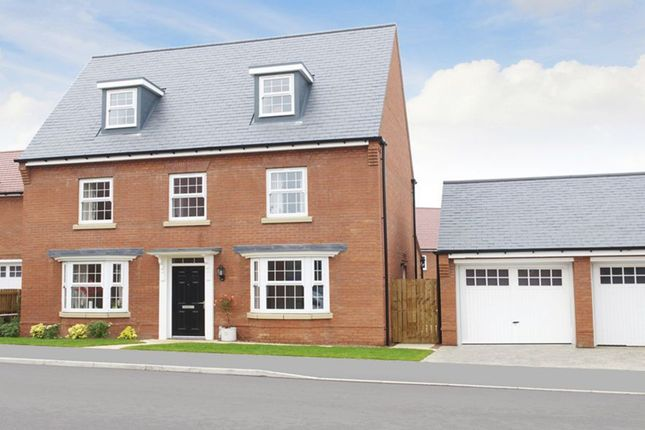 "Thumbnail Detached house for sale in ""Emerson"" at Albert Hall Place, Coalville"