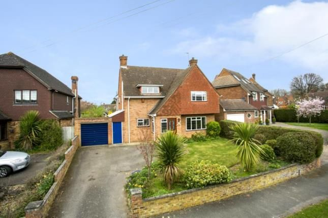 Thumbnail Detached house for sale in Ridgeway Crescent, Tonbridge, Kent