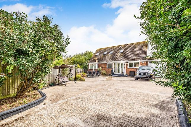 Thumbnail Detached house to rent in Old Salts Farm Road, Lancing
