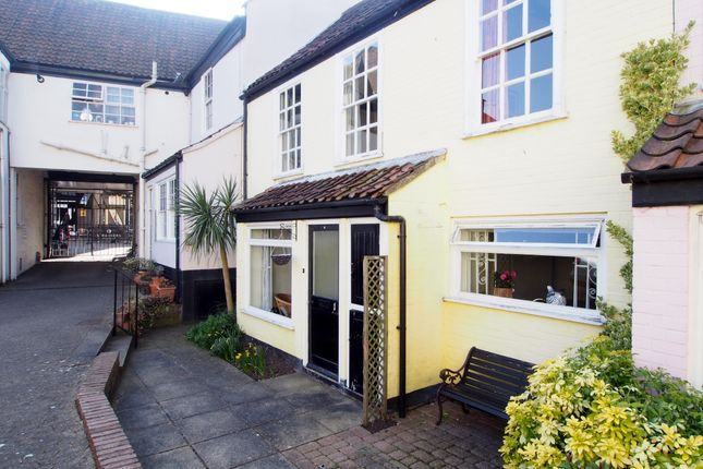 Thumbnail Semi-detached house to rent in Strangers Court, Pottergate, Norwich, Norfolk