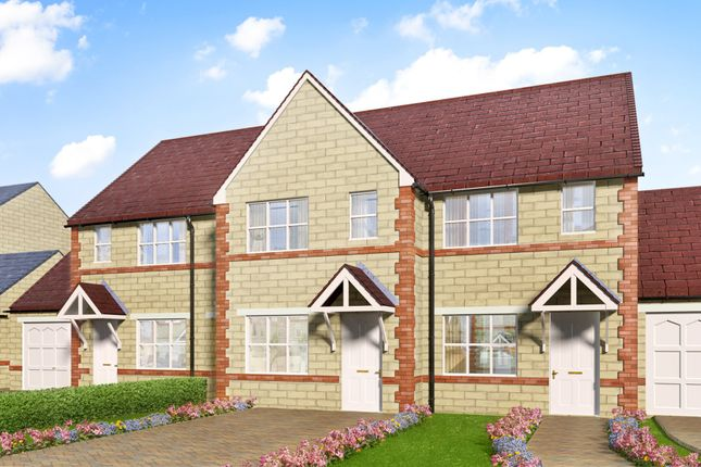 Thumbnail Terraced house for sale in Limetrees, Pontefract