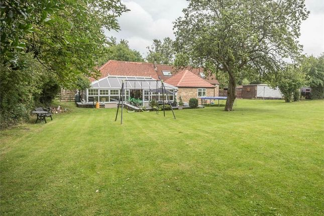 Thumbnail Detached house for sale in Dowcarr Lane, Woodall, Harthill, Sheffield, South Yorkshire