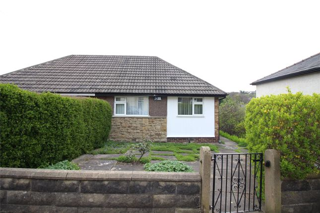 Thumbnail Semi-detached bungalow for sale in Close Lea Drive, Rastrick