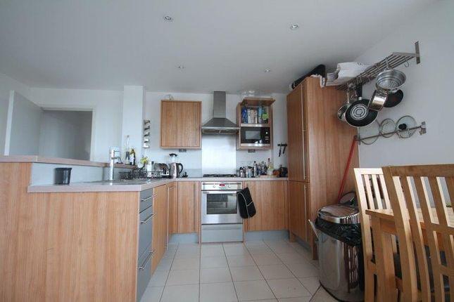 Kitchen Area  of Eden Grove, London N7