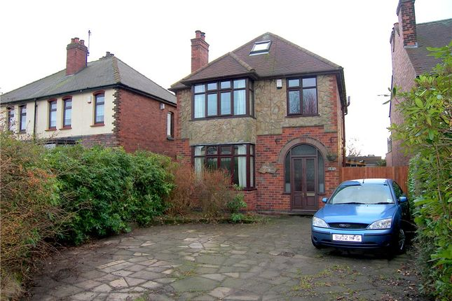 Thumbnail Detached house for sale in Mansfield Road, South Normanton, Alfreton