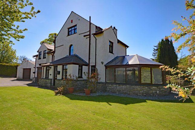 Thumbnail Detached house for sale in Rake Lane, Ulverston