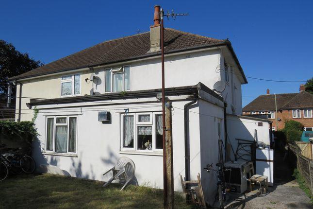 Thumbnail Semi-detached house for sale in Cranley Road, Headington, Oxford