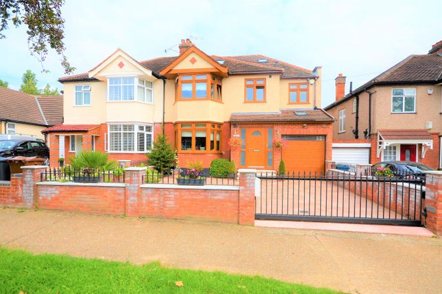 Thumbnail Semi-detached house for sale in College Hill Road, Harrow, Middlesex