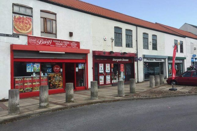 Thumbnail Retail premises for sale in Brigg DN20, UK