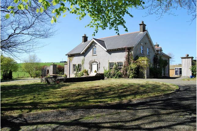 Thumbnail Detached house for sale in Carnearny Road, Antrim