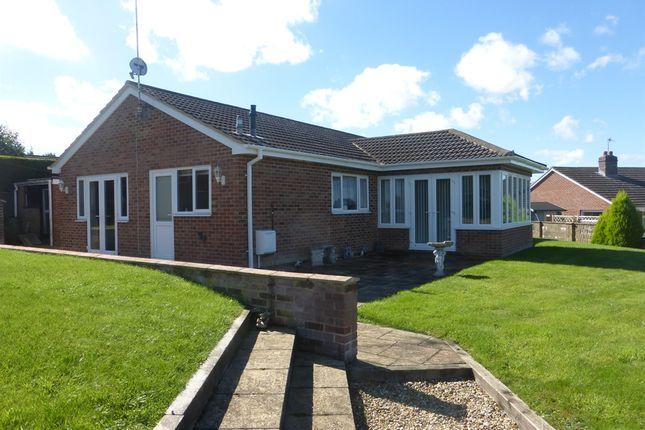 Thumbnail Detached bungalow for sale in Stour Road, Blandford Forum