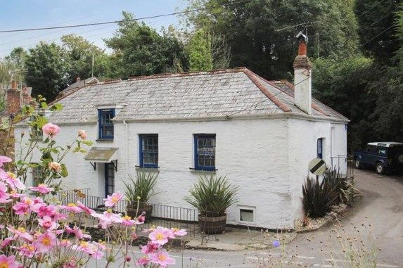 Thumbnail Semi-detached house for sale in Little Petherick, Nr Padstow, Cornwall