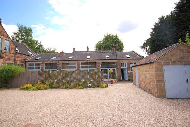 Thumbnail Detached house for sale in Makeney, Milford, Belper
