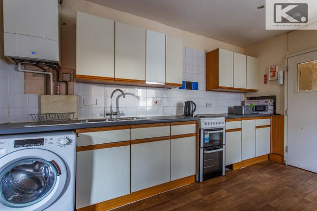 Terraced house for sale in Parkmore Terrace, Brighton