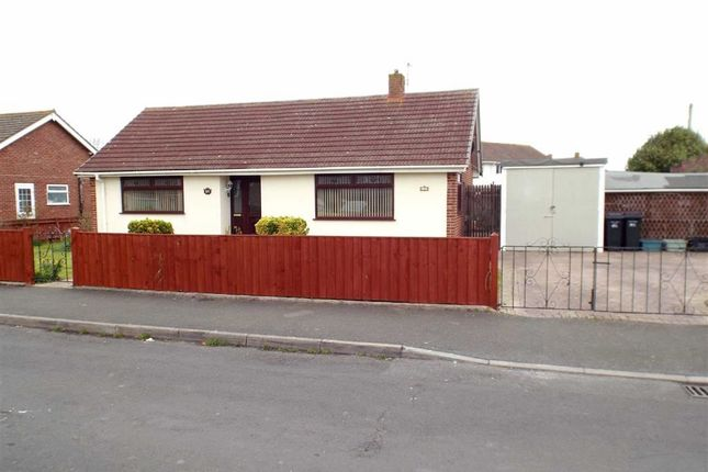 Thumbnail Detached bungalow for sale in Apex Drive, Highbridge, Somerset