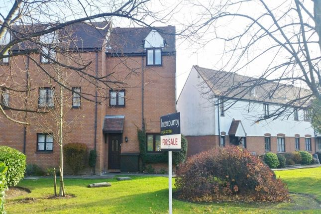 Thumbnail Terraced house for sale in Melville Heath, South Woodham Ferrers, Chelmsford
