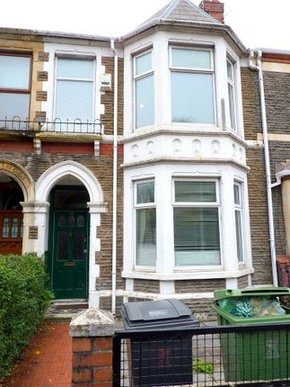 Thumbnail Terraced house to rent in Allensbank Road, Cardiff, Cardiff.