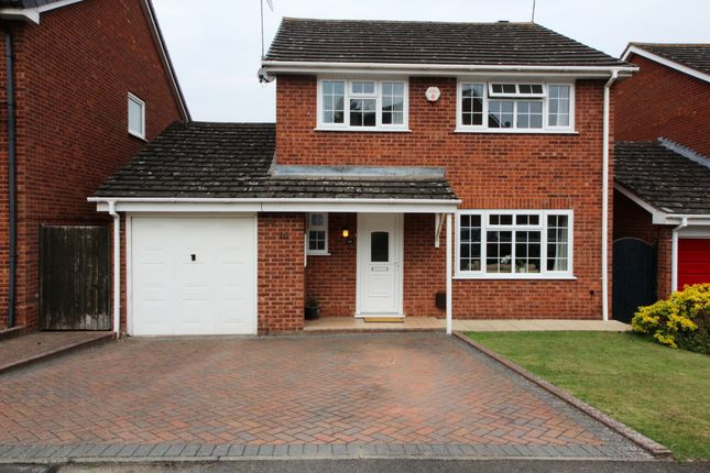 Thumbnail Detached house for sale in Archers Close, Droitwich, Droitwich