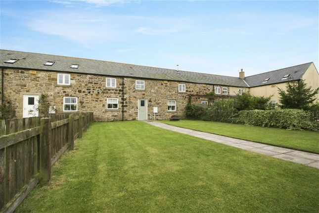 Thumbnail Barn conversion for sale in The Grange, Seghill, Northumberland