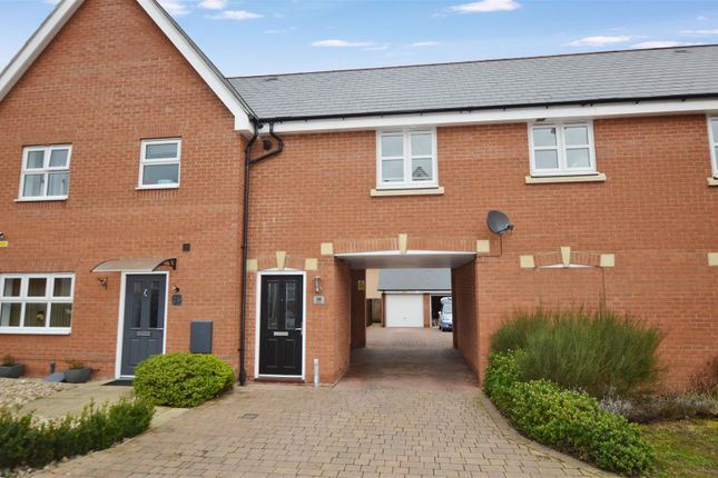 Thumbnail Flat for sale in Peache Road, Colchester