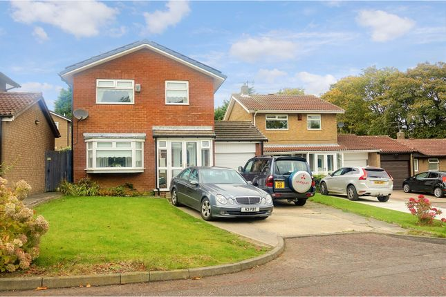 Thumbnail Detached house for sale in Chestnut Drive, Durham