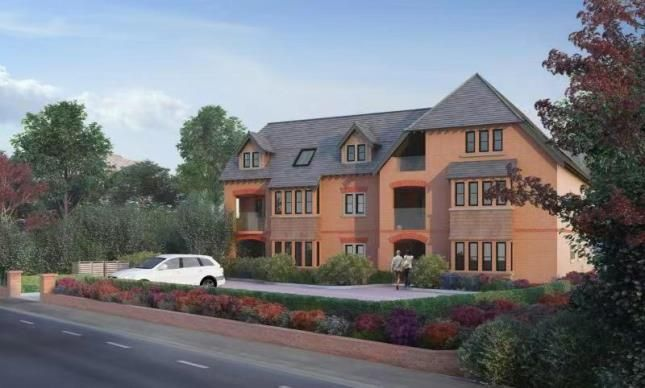 Thumbnail Flat for sale in Foxley Lane, Purley