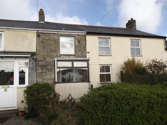 Thumbnail Terraced house for sale in Stenalees, St. Austell, Cornwall