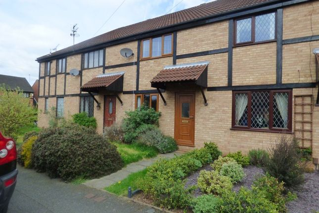 Thumbnail Terraced house to rent in Howard Close, Long Eaton