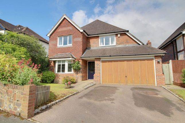 Thumbnail Detached house for sale in Purley Bury Close, Purley