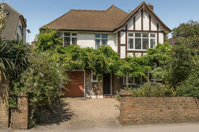 Thumbnail Detached house for sale in Coombe Lane, London