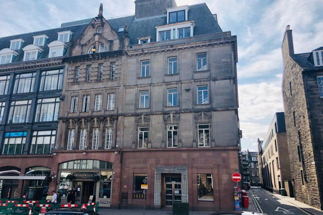 Thumbnail Office to let in South Charlotte Street, New Town, Edinburgh