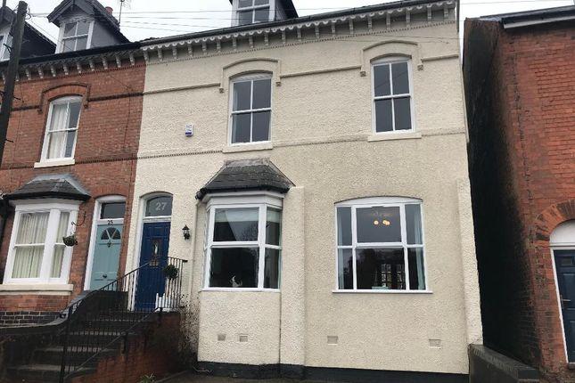 Thumbnail Mews house for sale in Ravenhurst Road, Harborne, Birmingham