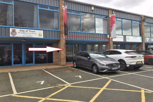 Thumbnail Office to let in Ground Floor, 6, Riverside House, Truro, Cornwall