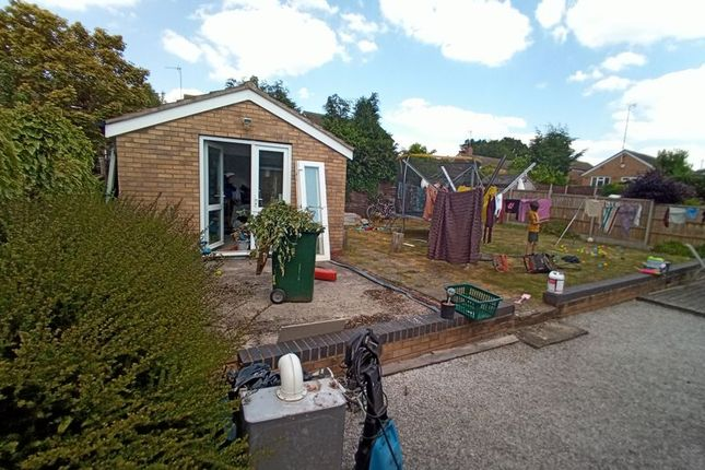 Thumbnail Detached bungalow for sale in Lonscale Drive, Styvechale, Coventry