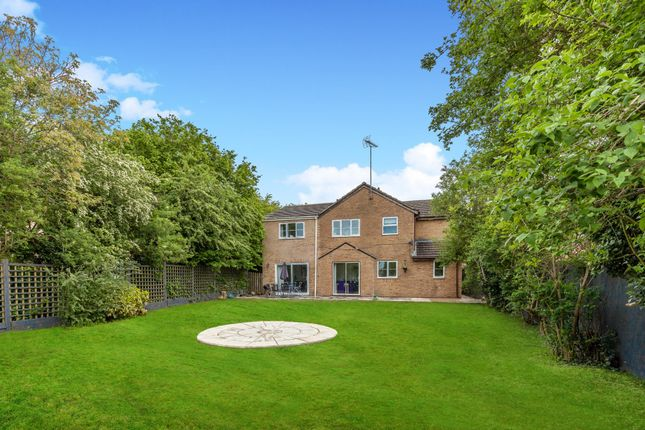 Thumbnail Detached house for sale in Garner Close, Carterton