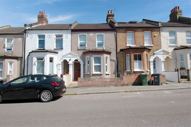 Thumbnail Terraced house for sale in Neuchatel Road, London