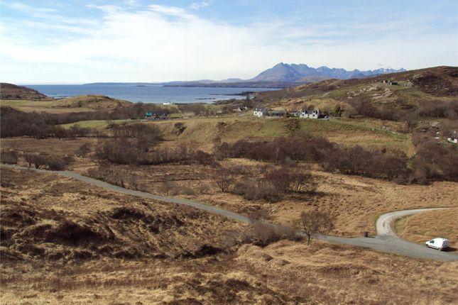 Thumbnail Land for sale in Croft 1 - Gillean, Tarskavaig, Isle Of Skye, Highland