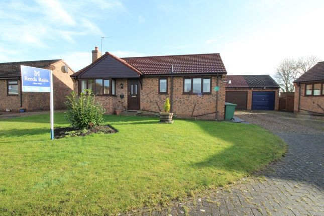 Thumbnail Bungalow for sale in Braemar Court, Beeford, Driffield