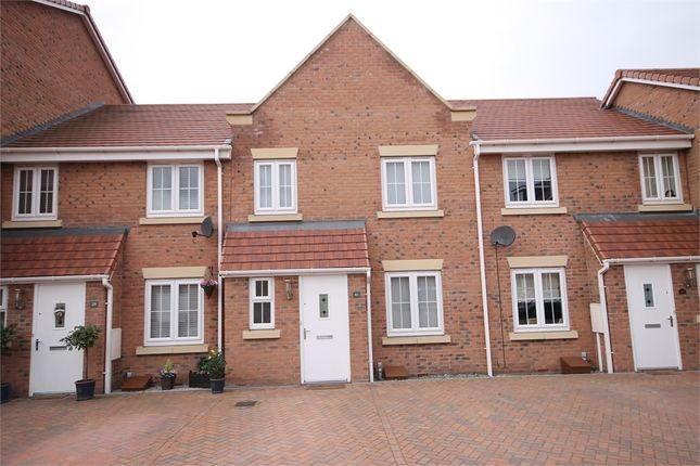 Thumbnail Terraced house to rent in Kings Sconce Avenue, Newark, Nottinghamshire.