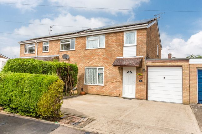Thumbnail Semi-detached house for sale in Sylmond Gardens, Rushden