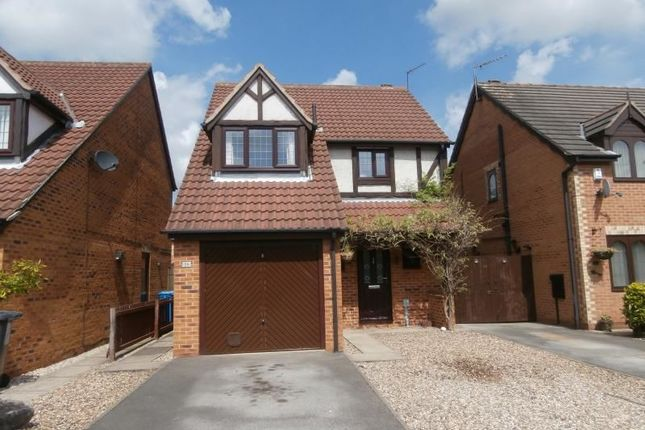 Thumbnail Detached house to rent in Wisteria Way, Hull